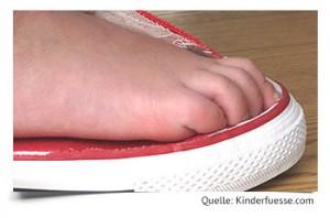 Original Schuhe für billige Top Marken Kinderfuss Zentrum Erlangen » Passform Schuhe