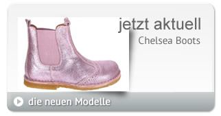 Jetzt aktuell: Chelsea Boots